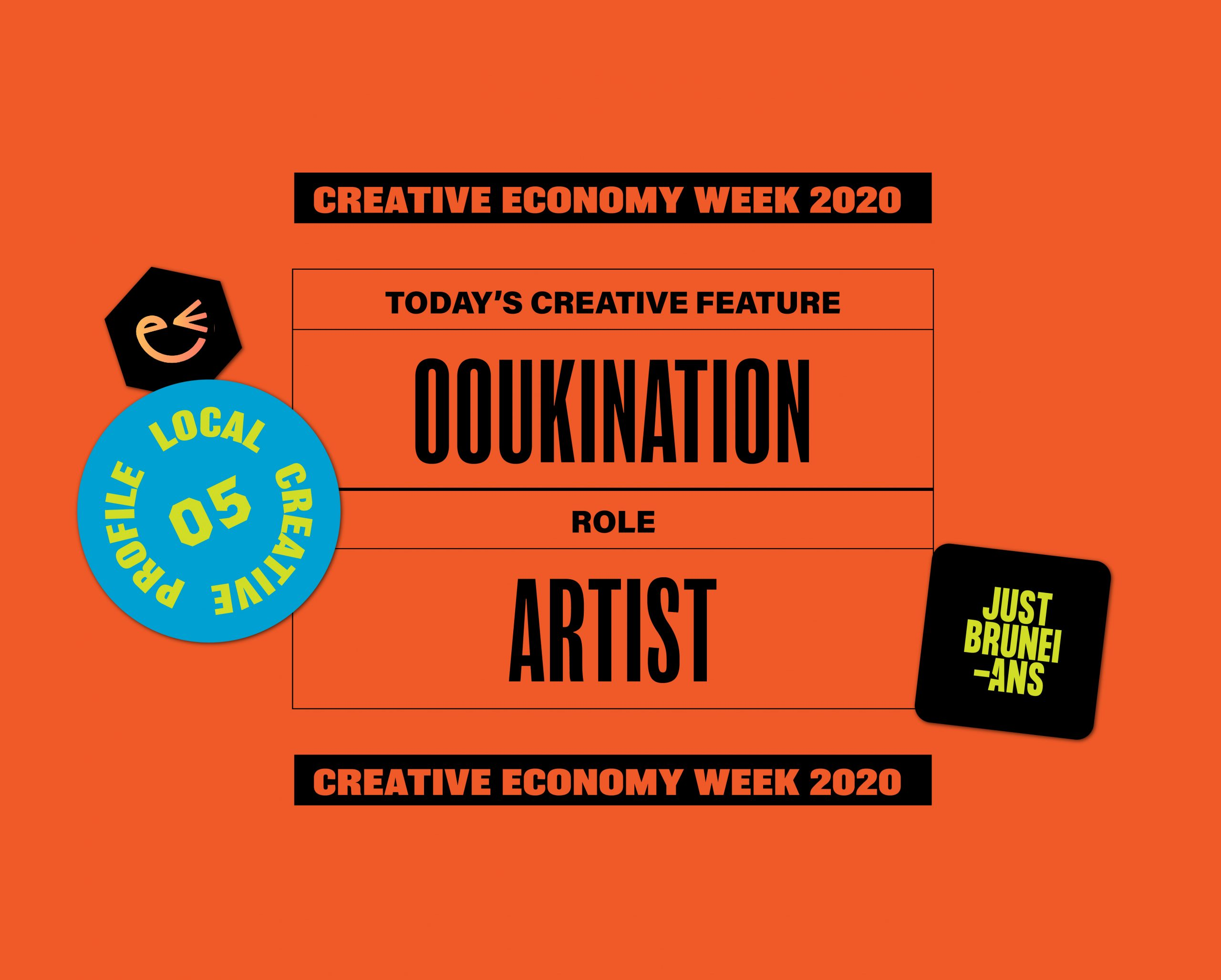 Today's Creative Feature: Ooukination | Creative Economy Week 2020